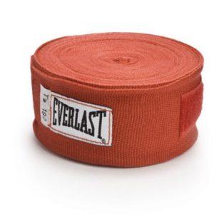 vendas de boxeo rojas everlast