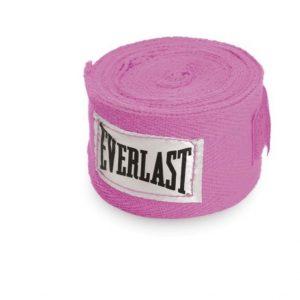 vendas de boxeo rosadas