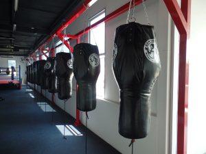 Sacos de entrenamiento Contender
