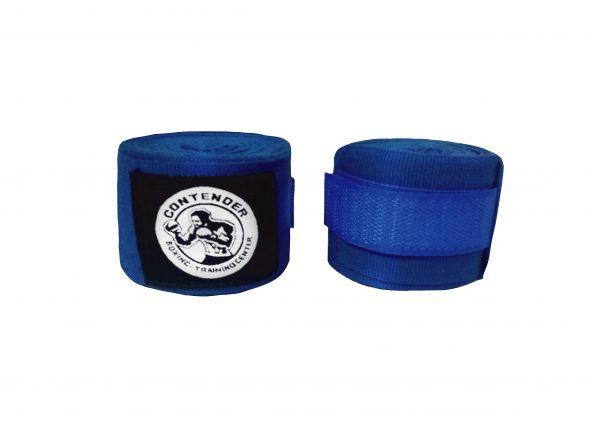 Vendas de boxeo Azul