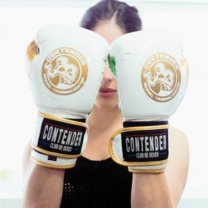 Guantes de boxeo Contender