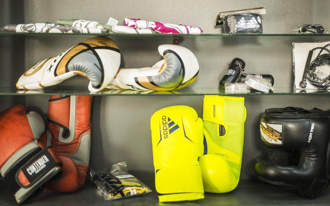 Guía para comprar guantes y sacos de boxeo